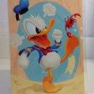 Disney WonderGround Gallery Crabby Donald Postcard by Kristin Tercek NEW