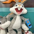 "Six Flags Magic Mountain Looney Tunes Large Bugs Bunny 27"" Plush New"