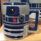 Disney Parks Star Wars R2-D2 Droid Ceramic Mug New