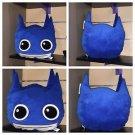 Six Flags Magic Mountain DC Batman Face Big Pillow Plush New
