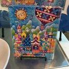 Disney WonderGround Gallery It's Small World Postcard by Jeremiah Ketner NEW