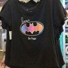 Six Flags Magic Mountain DC Comics Love Batman Ladies Top Size: S,M,L XL,XXL New