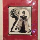 Disney WonderGround Gallery Desert Snake Print RARE Richard Peter Han