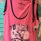 Six Flags Magic Mountain DC Harley Quinn Pink Tank Top SIZE: S,M,L XL,XXL New