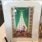 Disney WonderGround Gallery Beauty & The Beast Princess Bell Print June Kim New