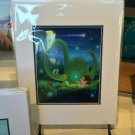 Disney WonderGround The Good Dinosaur A New Best Friend Print by Joey Chou NEW