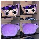 Six Flags Magic Mountain DC Comics Catwoman Outfit Face Big Pillow Plush New