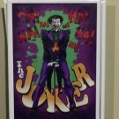 Six Flags Magic Mountain DC Comics Villain The Joker Metal Magnet New