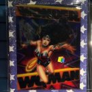 Six Flags Magic Mountain DC Comics Wonder Woman 3-D Poster New