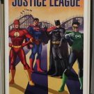 Six Flags Magic Mountain DC Comics Justice League Metal Magnet New