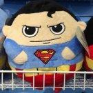 Six Flags Magic Mountain DC Superman Big Pillow Plush New