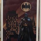 Six Flags Magic Mountain DC Comics Batman Bat Signal Metal Magnet New
