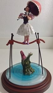 Disneyland Haunted Mansion 45th Anniversary Stretching Room Tightrope Figure New