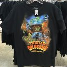 Six Flags Magic Mountain Twisted Colossus Ride* Men's T-Shirt SIZE: S,M,L XL,XXL