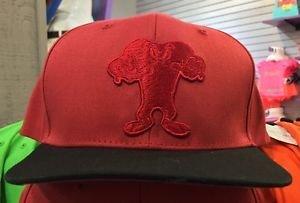 Six Flags Magic Mountain Looney Tunes Gossamer Adjustable Snapback Hat New