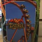 Six Flags Magic Mountain Tatsu Attraction Postcard New