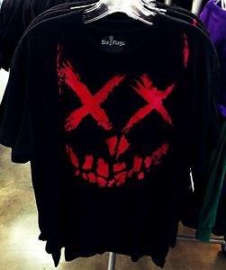 Six Flags Magic Mountain Suicide Squad Men's Shirt XS,M,L XL,XXL New