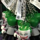 Six Flags Magic Mountain Suicide Squad The Joker Vinyl Figure Keychain New