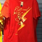 Six Flags Magic Mountain DC Comics The Flash Men's Shirt XS,M,L XL,XXL New