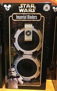 Disney Parks Star Wars Imperial Binders Cosplay Stormtrooper Handcuffs NEW
