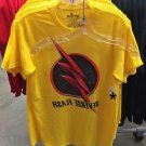 Six Flags Magic Mountain DC Comics Reverse Flash Men's Shirt New