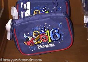 Disneyland Resort 2016 Sorcerer Mickey Music Magic Memories Trading Pin Bag New