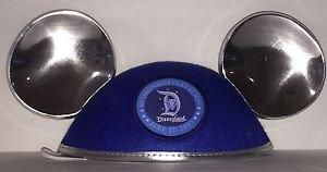 Disneyland 60th Diamond Celebration Date July 17 2015 Mickey Ear Hat New