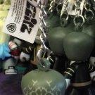 Six Flags Magic Mountain Suicide Squad Killer Croc Vinyl Figure Keychain New