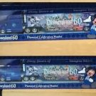 Disneyland Diamond Celebration 60th Anniversary Disney Hauler Truck NEW IN BOX