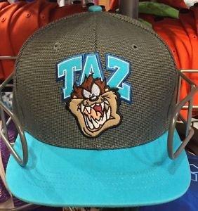 Six Flags Magic Mountain Looney Tunes Tasmanian Devil Varsity Snapback Hat Cap