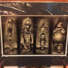 Disney Parks Haunted Mansion Stretch Room Nightmare Before Christmas Print New