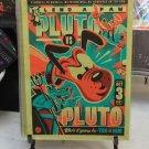 Disney WonderGround Gallery Lend A Paw Pluto Postcard by Jeff Granito New