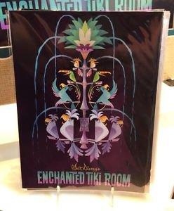Disney WonderGround Gallery Enchanted Tiki Room Postcard by Bill Robinson NEW
