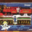 Disneyland Resort Mickey & Friends Disney Railroad Train Set - Brand New