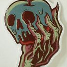 Disney WonderGround Snow White Old Hag Poison Apple Sticker by Dave Quiggle New