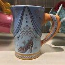 Disney Parks Princess Cinderella Signature Dress Ceramic Mug Cup New