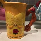 disney parks beauty and the beast belle princess signature dress mug new