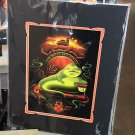 Disney WonderGround Star Wars Jabba There Will Be No Bargain Print Jeff Granito