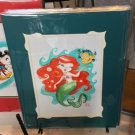 Disney WonderGround Little Mermaid Princess Ariel Deluxe Print by Miss Mindy New