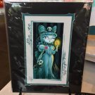 Disney WonderGround Haunted Mansion For Better Or For Worse Print by Miss Mindy