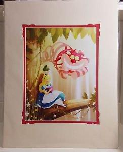 Disney WonderGround Gallery Alice in Wonderland A Curious Story Print June Kim
