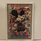 Disney WonderGround Mickey Mouse MOD Postcard by Sean D'Anconia NEW RARE HTF