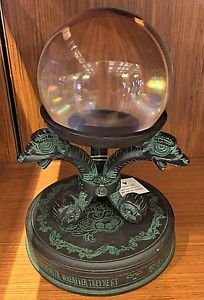 DISNEYLAND HAUNTED MANSION 45th ANNIVERSARY MADAME LEOTA CRYSTAL BALL FIGURE NEW