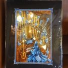 Disney Parks Haunted Mansion The Organist Organ Player Print By Craig Fraser New