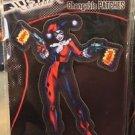 Six Flags Magic Mountain DC Comics Changable Patches Villain Harley Quinn New