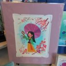 Disney WonderGround Gallery Mulan Deluxe Print by Joey Chou New
