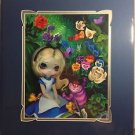 Disney WonderGround Alice in The Garden Deluxe Print by Jasmine Becket-Griffith