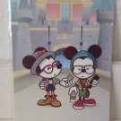 Disney WonderGround Gallery Castle Coffee Break Postcard by Jerrod Maruyama New