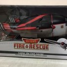 Disney Store Planes Fire & Rescue Carry Case Cabbie Die Cast Carrier New in Box
