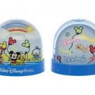 Walt Disney World Exclusive Cuties Character Snow Globe Dome New
